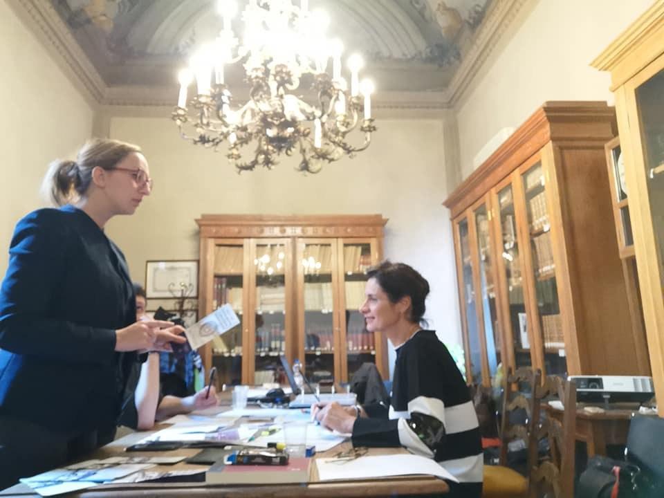 Prof.ssa Pellegrini - Avv. Di Buccio
