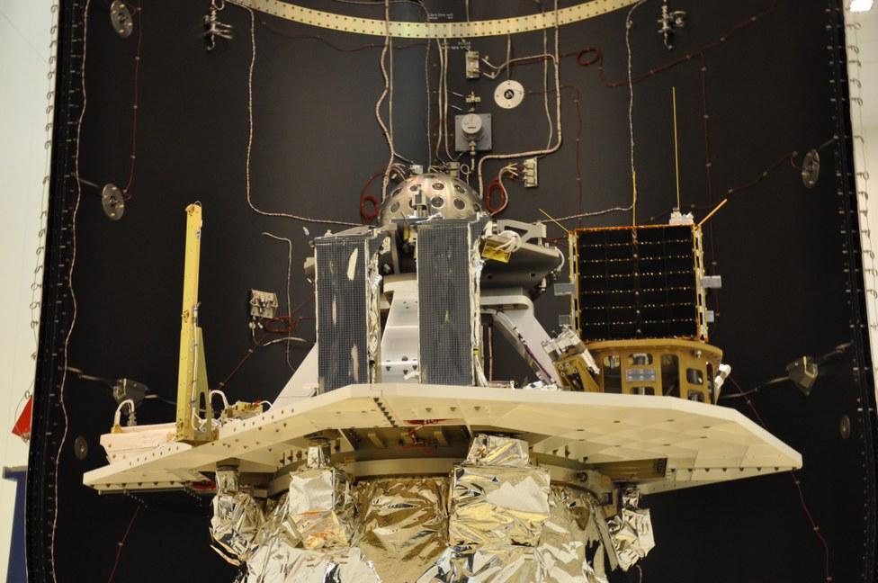 Satellite - Pronto lancio